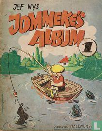 Jommeke's album 1