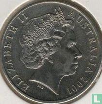 "Australia 20 cents 2001 ""Centenary of Federation - South Australia"""