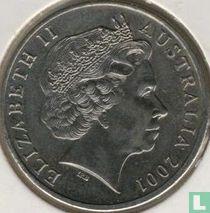 "Australia 20 cents 2001 ""Centenary of Federation - Victoria"""