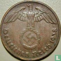 Duitse Rijk 2 reichspfennig 1938 (G)