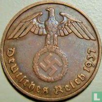 Duitse Rijk 2 reichspfennig 1937 (D)