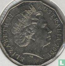 "Australia 50 cents 2001 ""Centenary of Federation - South Australia"""
