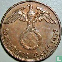 Duitse Rijk 2 reichspfennig 1937 (A)