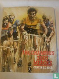 The champion Eddy Merckx