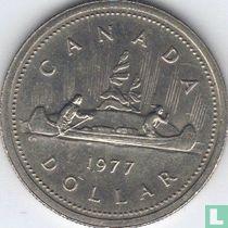 Canada 1 dollar 1977