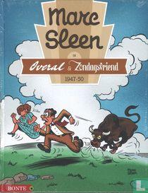 Marc Sleen in Overal & Zondagsvriend 1947-50