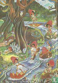 De Roodmutsjongens uit het Noorderbos