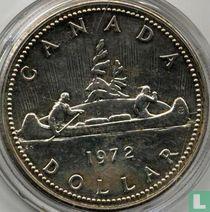 Canada 1 dollar 1972 (proefslag)