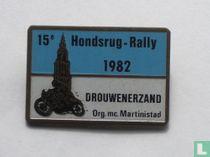 15e Hondsrug - Rally 1982 Drouwenerzand Org. mc. Martinistad