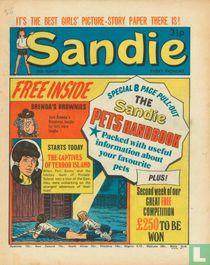 Sandie 3-3-1973