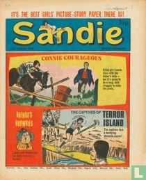 Sandie 31-3-1973