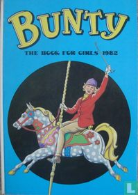 Bunty the Book for Girls 1982