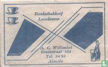 Banketbakkerij Lunchroom A.C. Willemink