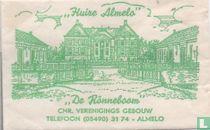 """""""Huize Almelo"""" """"De Rönneboom"""" Chr. Verenigings Gebouw"""