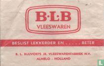 B.L. Buijvoets Jr. Vleeswarenfabriek N.V. - BLB