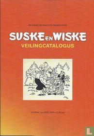 Suske en Wiske veilingcatalogus