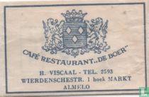 "Café Restaurant ""De Boer"""
