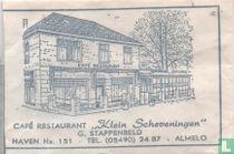 """Café Restaurant """"Klein Scheveningen"""""""