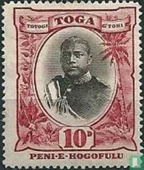 King George Tupou II