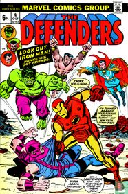 The Defenders 9