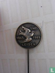 5 mei 1945 1965 Leiden