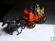 Horse drawn fire engine 'Chicago Fire Brigade'