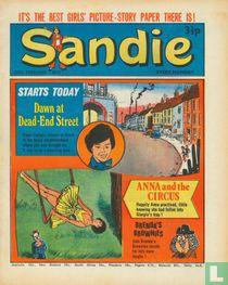Sandie 10-2-1973