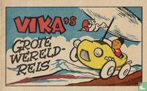 Vika's grote wereldreis