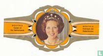 Beatrix queen of the Netherlands
