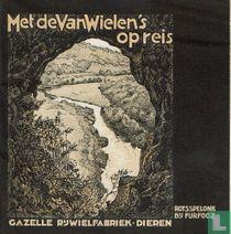 Met de Van Wielen's op reis