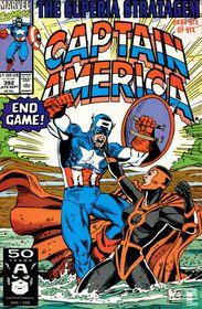 Captain America 392
