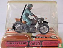 German Army Dispatch Rider