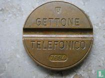 Gettone 7604 ESM