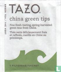 china green tips