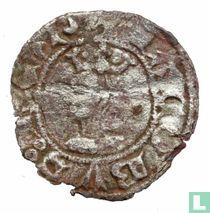 Catalonië 1 dinero 1213-1276