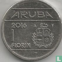 Aruba 1 florin 2016 (sails of a clipper without star)