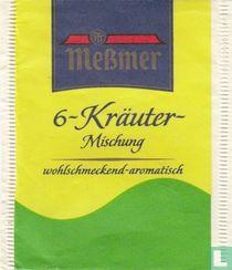 6~Kräuter~Mischung