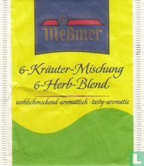 6~Kraüter~Mischung 6~Herb~Blend
