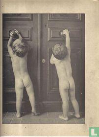 Kinderen openen deur