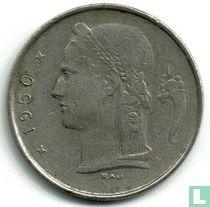 België 1 franc 1950 (FRA)