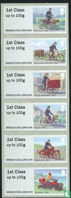 Mail by Bike