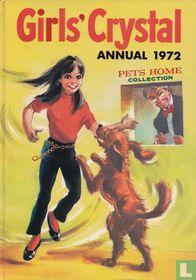 Girls' Crystal Annual 1972