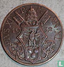 Vaticaan 10 centesimi 1932