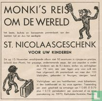 Monki's reis om de wereld
