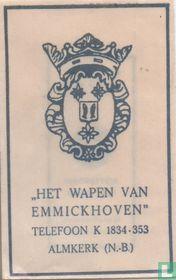 """""""Het Wapen van Emminckhoven"""""""