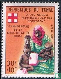 1st birthday Red Cross