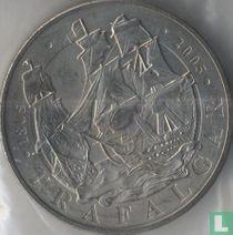 "Verenigd Koninkrijk 5 pounds 2005 ""200th Anniversary of the Battle of Trafalgar"""