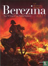 Pakket Berezina 1-3 + De slag 1-3