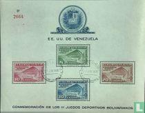 3rd Bolivarian games