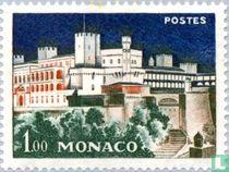 Palais princier illumliné